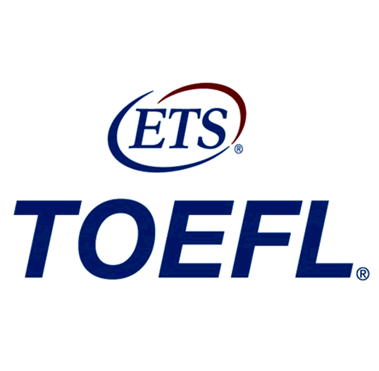 Logotipo do ETS TOEFL