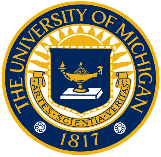 Logotipo da Universidade de Michigan